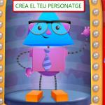 CREA EL TEU ROBOT