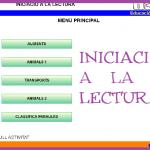 INICIACIÓ A LA LECTURA