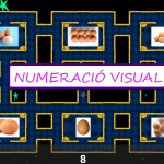 NUMERACIÓ VISUAL