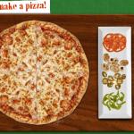 Fraccions de pizza
